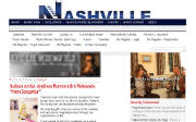 Thumbnail of Nashville Music Guide website