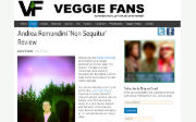 Thumbnail of Veggie Fans website